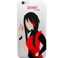 Power [Promo Poster] iPhone Case/Skin