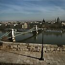 Lanc Hid (Chain Bridge) by Rozalia Toth