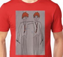 Fred and George Weasely Unisex T-Shirt