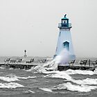 port dalhousie lighthouse by Brock Hunter
