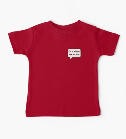 Buffy the Vampire Slayer  I'm a slayer! Ask me how. Baby Tee