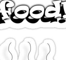 Soup is NOT food Sticker