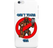 STOP! Hammerstein.... iPhone Case/Skin