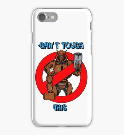 STOP! Hammerstein.... iPhone Case/Skin
