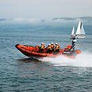 Beaumaris life boat by shakey