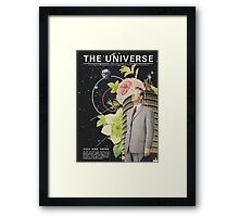 The Universe Framed Print
