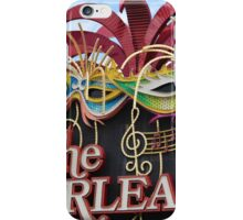 The Orleans Hotel & Casino iPhone Case/Skin