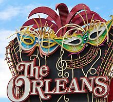 The Orleans Hotel & Casino by Cynthia48