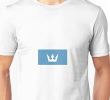 Kingdom Hearts crown Unisex T-Shirt