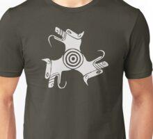 Cerberus (pale grey) Unisex T-Shirt