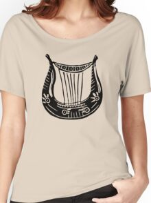 Lyre of Orpheus Women's Relaxed Fit T-Shirt