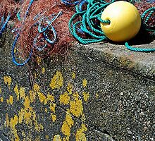 Buoy and Net by Rebecca Eldridge