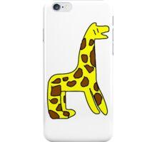 GiraffeK iPhone Case/Skin