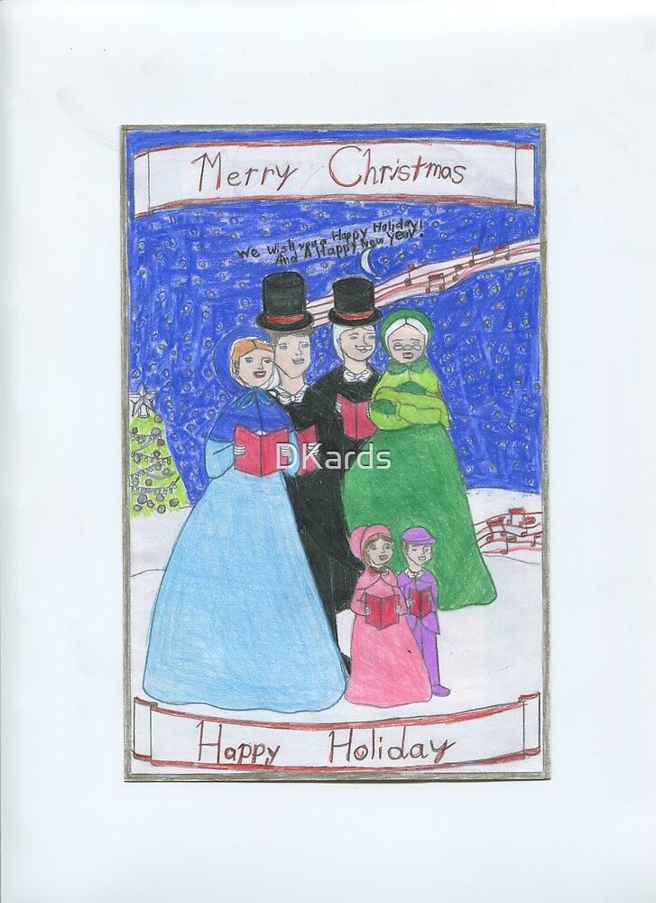 Christmas Carols by DKards
