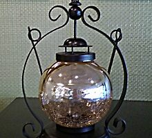 Ornamental Lantern by Jane Neill-Hancock