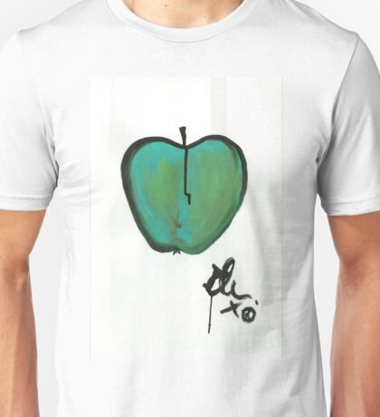 (green) Apple 1 Unisex T-Shirt