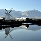 Blennerville Windmill, Kerry, Ireland by Pat Herlihy