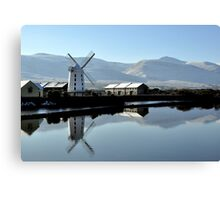 Blennerville Windmill, Kerry, Ireland Canvas Print