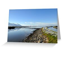Blennerville, Kerry, Ireland Greeting Card