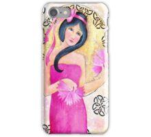 Deco Lady iPhone Case/Skin