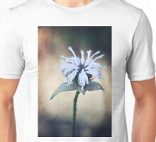 Flowers and Art Unisex T-Shirt