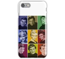 Star Trek TOS Crew (stylized) iPhone Case/Skin