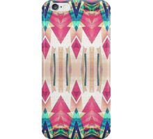 Pointed Mirror Abstract iPhone Case/Skin