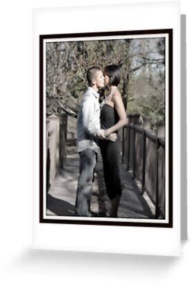 Kiss by Ciarra Ornelas