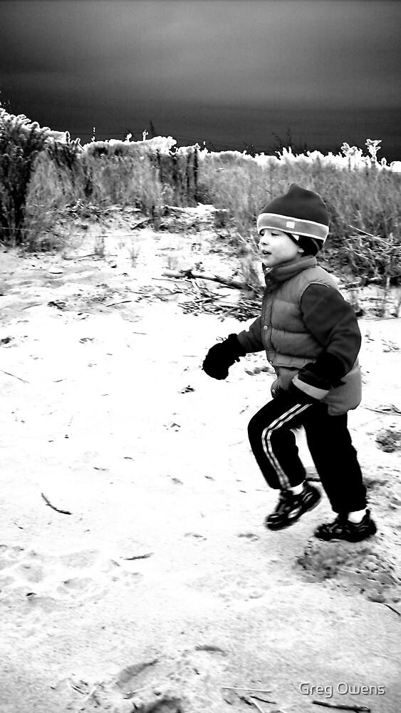 snowdy by Greg Owens