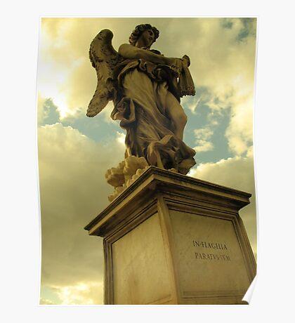 Bernini's Angel Poster