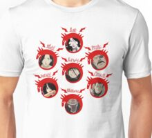 FMA 7 Deadly Sins Unisex T-Shirt