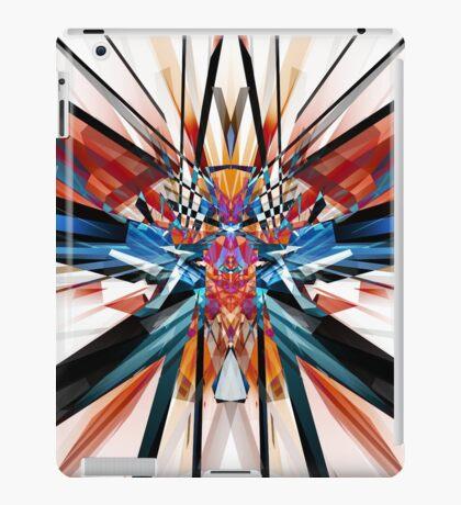 Mirror Image Abstract iPad Case/Skin