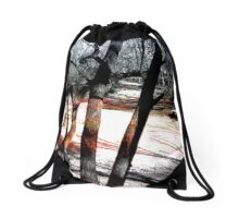 Central Park, NYC, NY Drawstring Bag