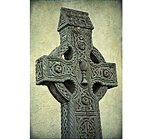 Celtic Designs Photographic Print