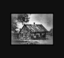 Slave Cabin - Laurel Valley Plantation Unisex T-Shirt