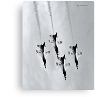 The Speed Of Sound Canvas Print