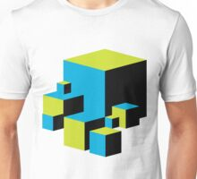 Geometric Blocks Unisex T-Shirt
