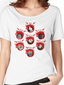 FMA Brotherhood 7 Deadly Sins Women's Relaxed Fit T-Shirt