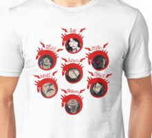 FMA Brotherhood 7 Deadly Sins Unisex T-Shirt