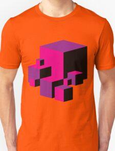 Geometric Blocks (Pink/Purple) T-Shirt