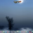 Sleigh bells ring, are you listening? by Nathalie Chaput