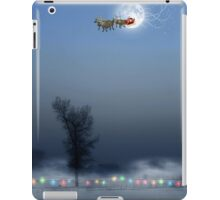 Sleigh bells ring, are you listening? iPad Case/Skin
