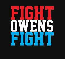 Fight Owens Fight (Blue/White/Red) Unisex T-Shirt