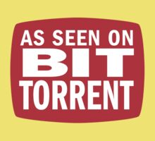 As seen on BitTorrent Kids Clothes