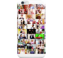 Parks and Rec Photos iPhone Case/Skin