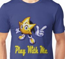 Ristar - Play With Me Unisex T-Shirt