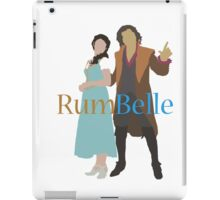 Rumbelle - Once Upon a Time iPad Case/Skin