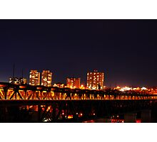 Edmonton from another point. Photographic Print
