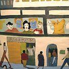 Tokyo Subway Station #1 by Jeffrey DeVore
