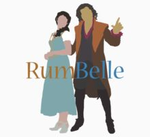 Rumbelle - Once Upon a Time Kids Clothes